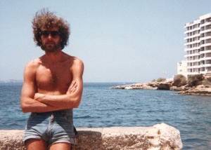 Bob, Ibiza, 1986